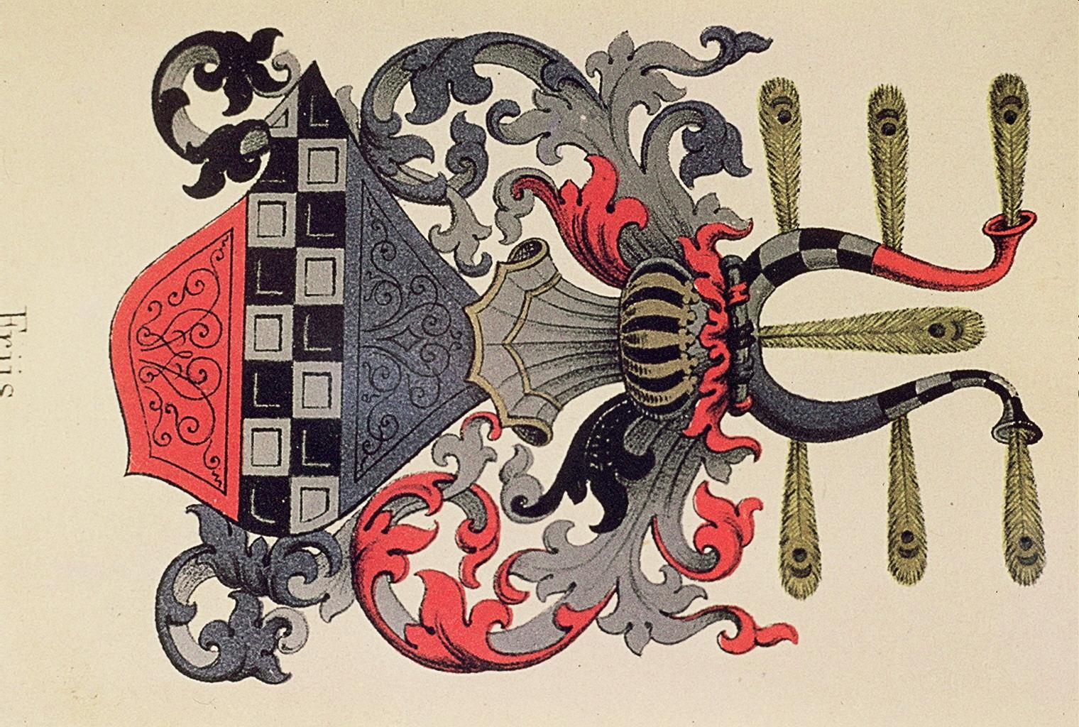 Friis-våbenskjold